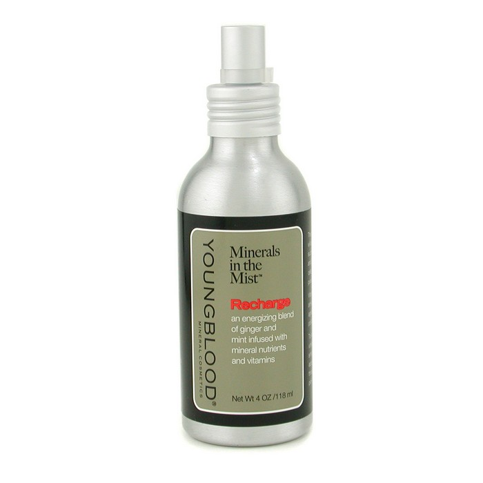Youngblood - Minerals in the Mist - Recharge - 118ml/4oz
