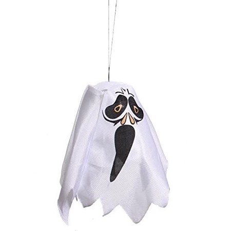 Ghost | LED Flashing Halloween Party Decoration Hanging Ghost | Watch The Kids Squeal in Delight Around This Ghost | Hanging Ghost | Dazzling Toys (Kid Crafts For Halloween Party)