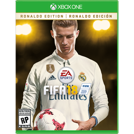 FIFA 18 Ronaldo Edition, Electronic Arts, Xbox One, 014633737486