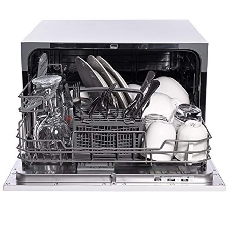 Ivation Portable Dishwasher – Countertop Small Compact ...