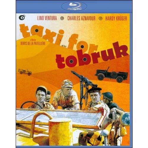 Taxi For Tobruk (Blu-ray) (Anamorphic Widescreen)