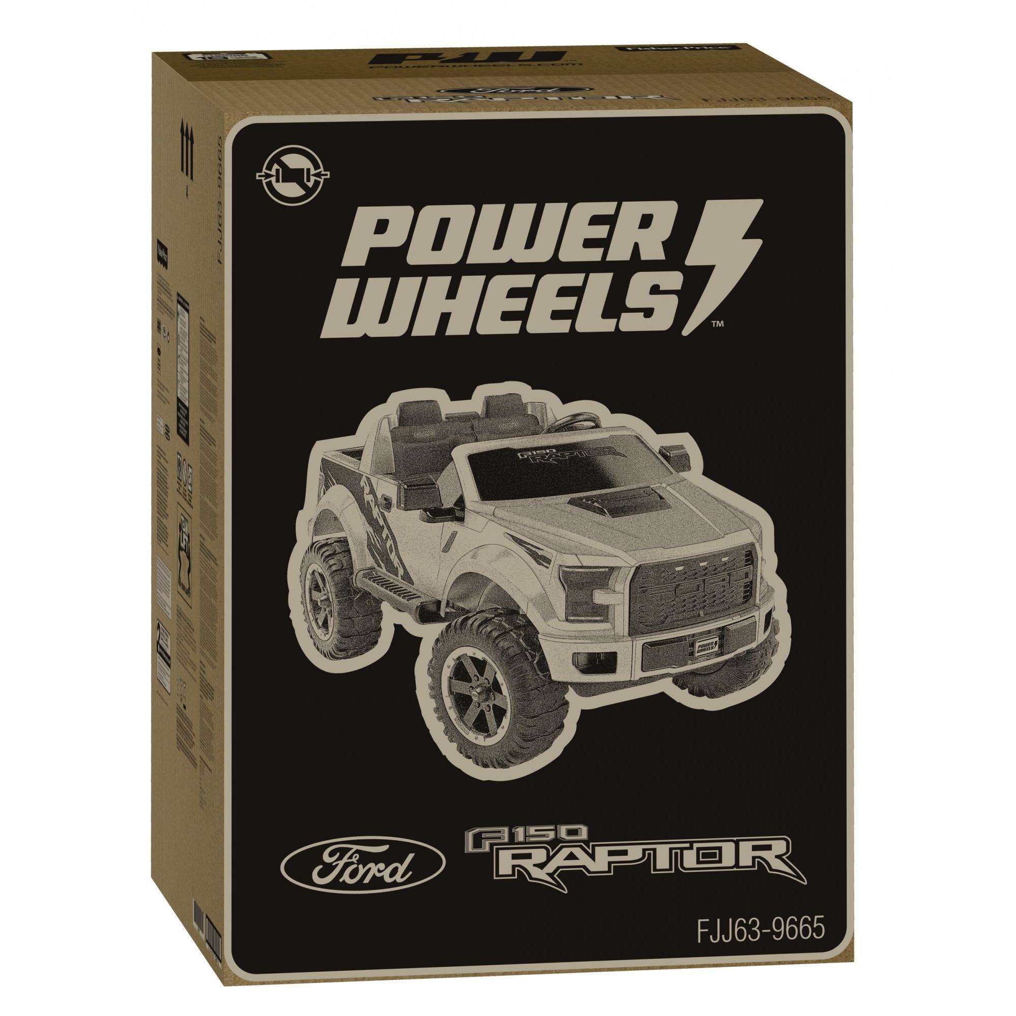 Power wheels ford f 150 raptor extreme silver walmart voltagebd Images