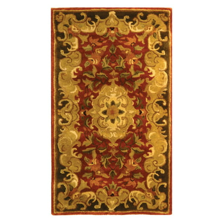 Large Classic Wool - Safavieh Classic Creighton Tufted Wool Area Rug