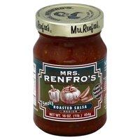 "Mrs. Renfro's ""Smoky"" Medium Roasted Salsa, 16 oz"