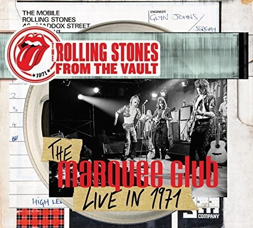 The Rolling Stones: From the Vault Marquee Club Live in 1971 (DVD)