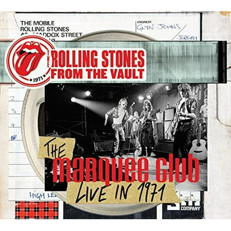 The Vault Club Halloween (The Rolling Stones: From the Vault Marquee Club Live in 1971)