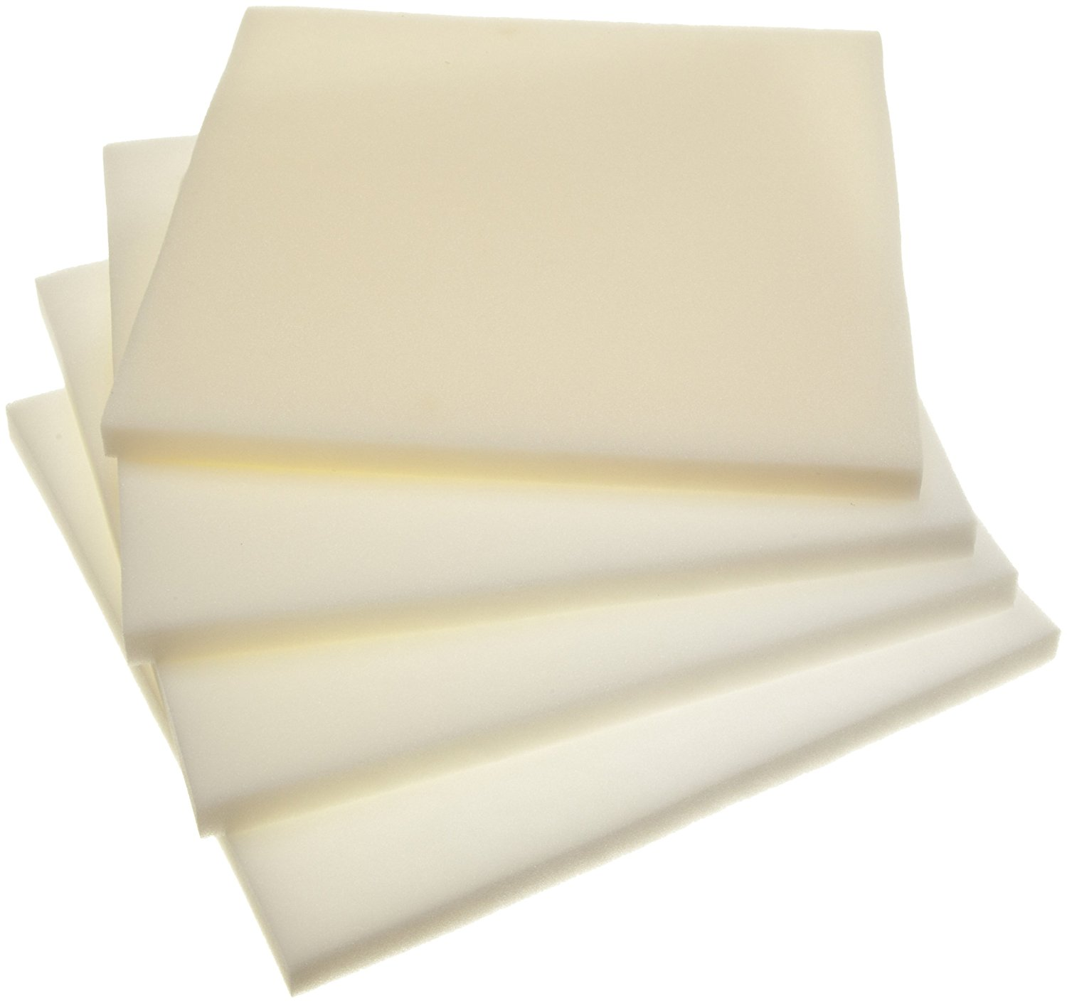 Superbe Foam Seat Cushions, Set Of 4, Perfect For A Variety Of Home And Craft  Projects By Morning Glory   Walmart.com