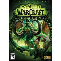 World of Warcraft Legion Expansion Pack, Blizzard Entertainment, PC, 0047875729865