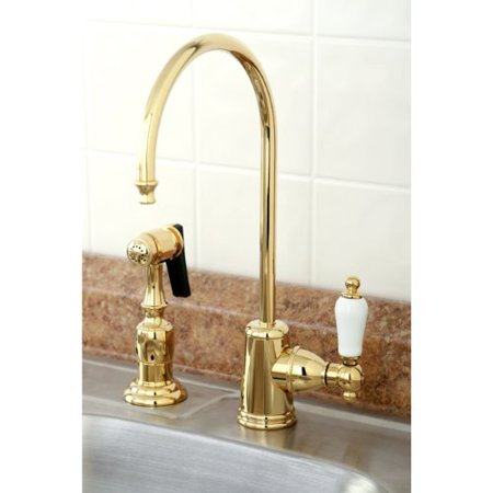 Gourmetier KS7192PL Victorian Water Filtration Faucet, Polished Brass - image 1 of 1
