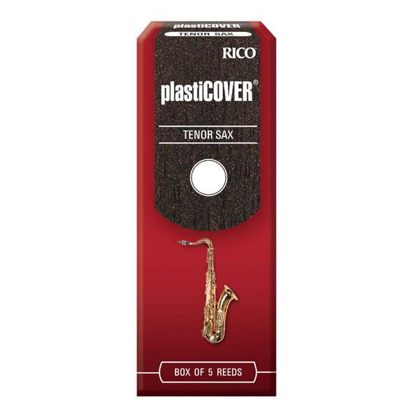 Rico Plasticover Tenor Saxophone Reeds 5-Pack 2.5 Strength