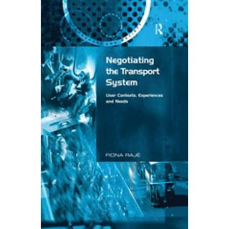 Transport Systems (Negotiating the Transport System - eBook )