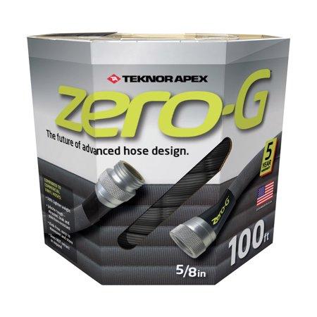 """Apex Zero-G 4001 Lightweight Kink-Free 5/8"""" x 100' Garden Hose"""