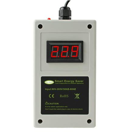 Household Energy Saving Appliances White Intelligent Power Saver Box Smart LED Electricity Saving Device - image 7 of 7