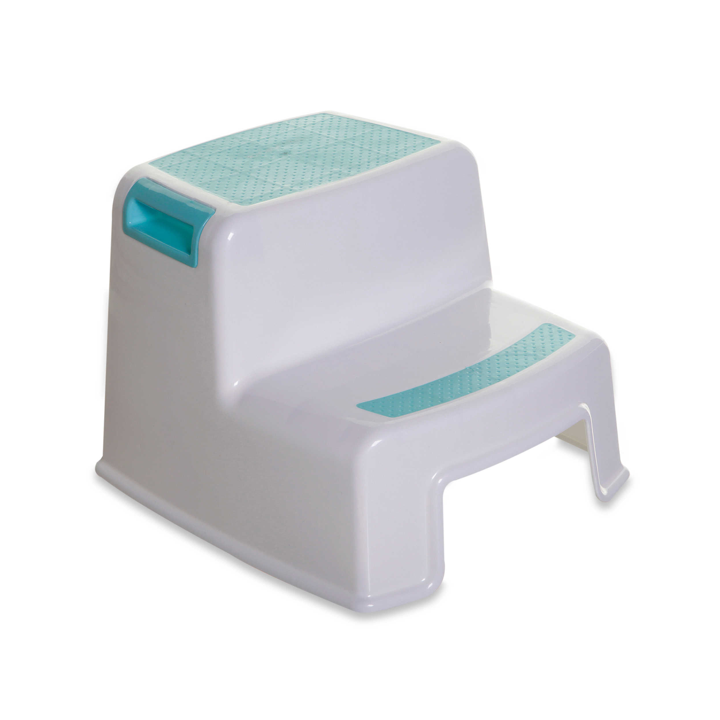Dreambaby 2 Up Step Stool, Aqua