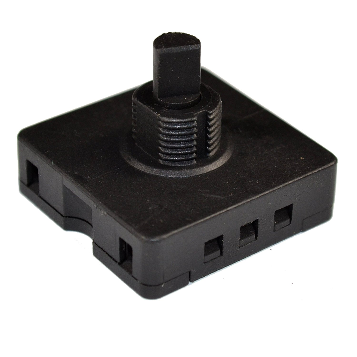 4-position 3-speed Fan Selector Rotary Switch Governor With Knob 13amp 120v-250v Home Appliance Parts