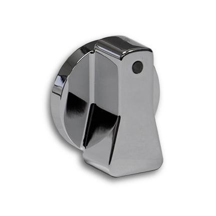 - Steadfast Auto Billet Aluminum Headlight Knob - Chrome - Ford Ranger Explorer SportTrac