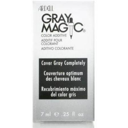 Ardell gray magic cover gray color additive. 25 fl oz.