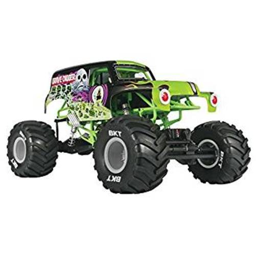 Axial AX90055 SMT10 1/10th Scale Grave Digger Monster Jam...