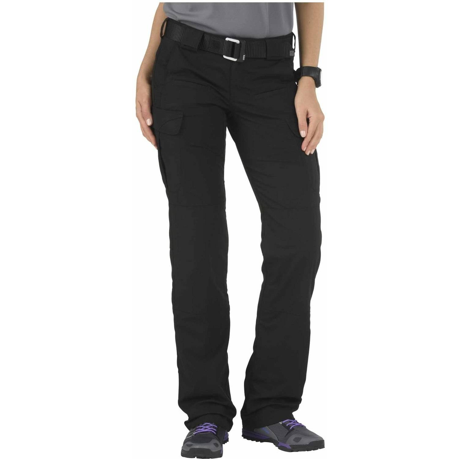 5.11 Tactical Women's Stryke Pant with Flex-Tac Rip Stop, Black by 5.11 Tactical