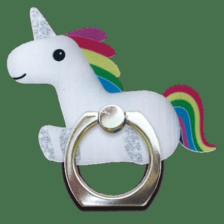 iScream Unicorn Decorative Cell Phone Ring &