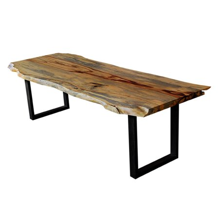 Generic Erosion Dining Table Walnut