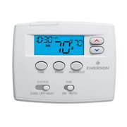 White-Rodgers 1F80-0224 Digital 24 Hours Programmable Thermostat
