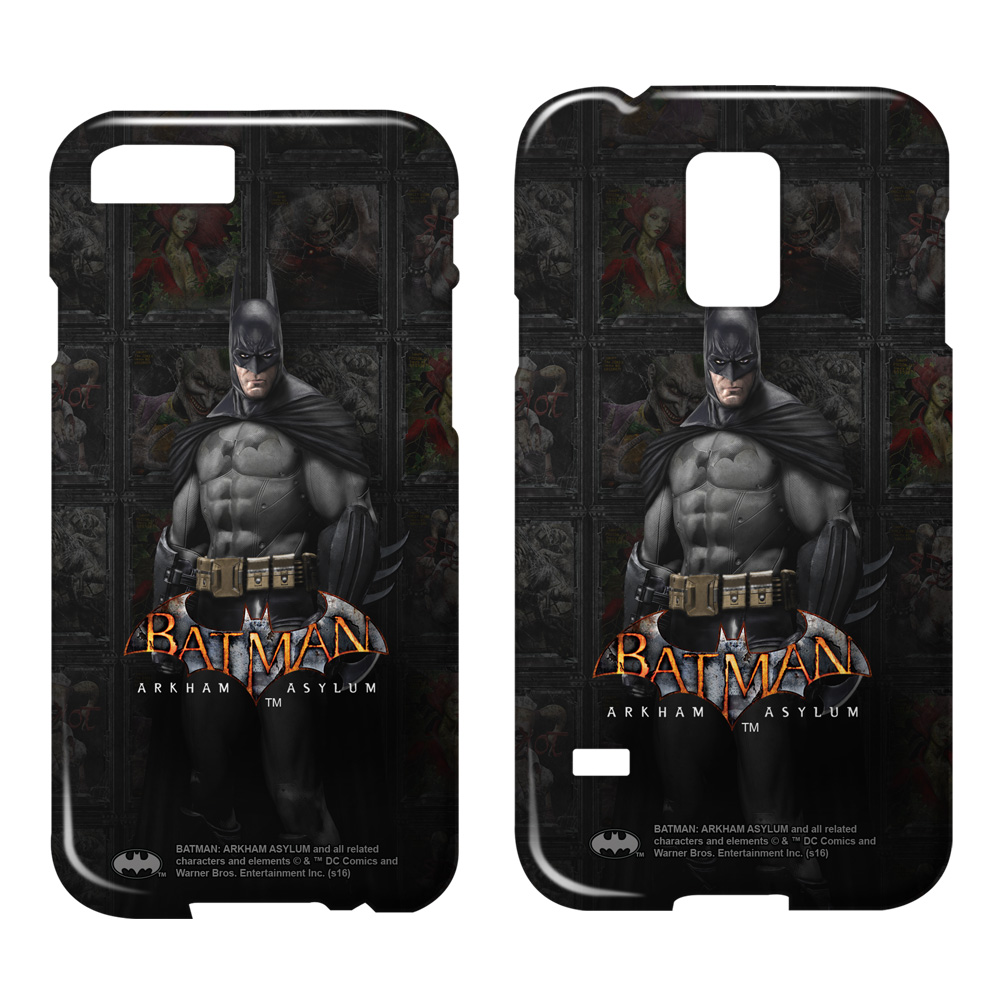 Batman Arkham Asylum Inmates Phone Case Barely There Samsung Galaxy Note 4