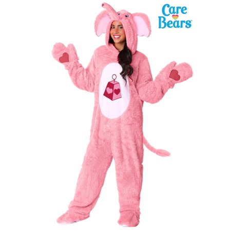Care Bear Halloween Costume Diy (Care Bears & Cousins Adult Lotsa Heart Elephant)
