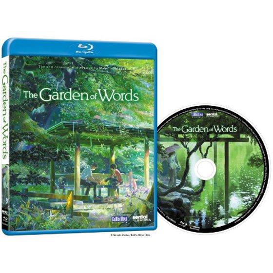 The Garden of Words (Blu-ray) - Walmart.com
