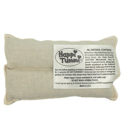 Happi Tummi Calms Crying Instantly Herbal Refill Pouch for Colic & Gas Relief