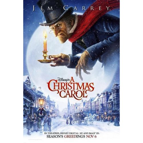 Disney's A Christmas Carol (Widescreen)