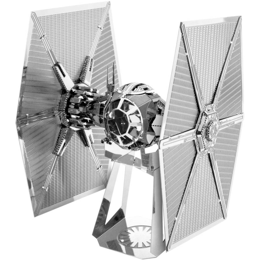 Metal Earth 3D Laser-Cut Model, Star Wars Episode 7 Special Forces TIE Fighter by Fascinations