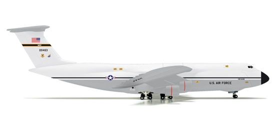 USAF, 436th Military Airlift Wing, Military Airlift Command, Dover AFB Lockheed C-5A Galaxy (1:500) by