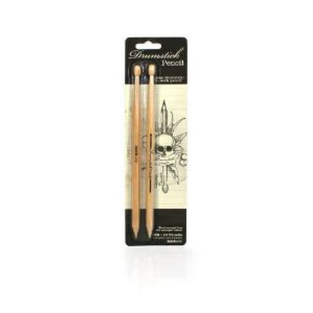 Suck UK, Drumstick Pencils, 2-Count