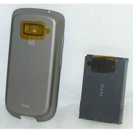 NEW OEM HTC Hero BEIGE Extended Life Battery + Cover door Cell Phone ADR6250
