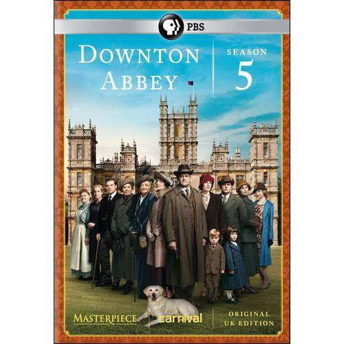 Downton Abbey: The Complete Fifth Season