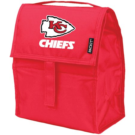 Kansas City Chiefs PackIt Lunch Box - No Size