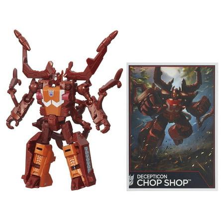 Transformers Combiner Wars Chop Chop Action Figure - Chop Chop Skylander