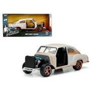 "Dom's Chevrolet Fleetline ""Fast & Furious"" F8 Movie 1/24 Diecast Model Car  by Jada"