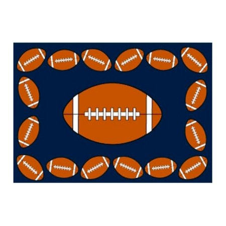 Fun Rugs FOOTBALL TIME Kids - Maryland Football Rug