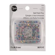 "Dritz 1 1/16"" Ball Point Pins, 300 Count"