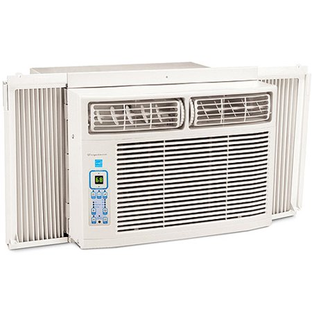 Fac104p1a compact window air conditioner for 14 wide window air conditioner