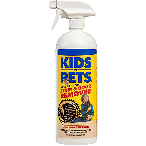 Kids 'N' Pets Instant All-Purpose Stain And Odor Remover, 27 fl oz