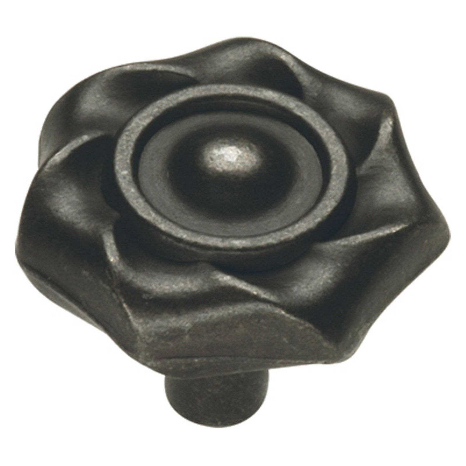 Hickory Hardware 1.25 in. Charleston Blacksmith Cabinet Knob
