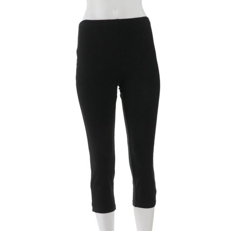 Women with Control Set 2 Knit Crop Pants