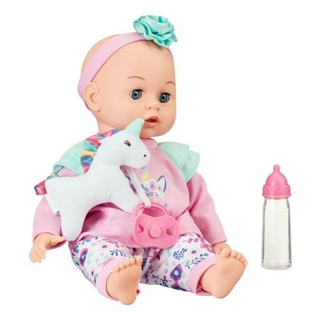 My Sweet Love Sweet Baby Doll Toy Set, 4 Pieces
