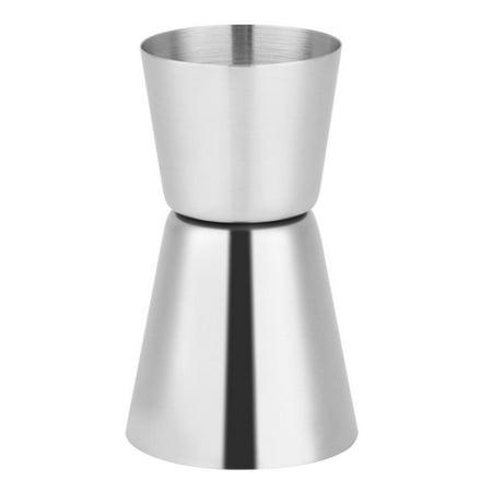 WALFRONT 13pcs en acier inoxydable Cocktail Shaker Mixer Buveur avec support en bois, barre d'outils pour boire, ensemble de shaker à cocktail en acier inoxydable, kit shaker à cocktail - image 7 de 7