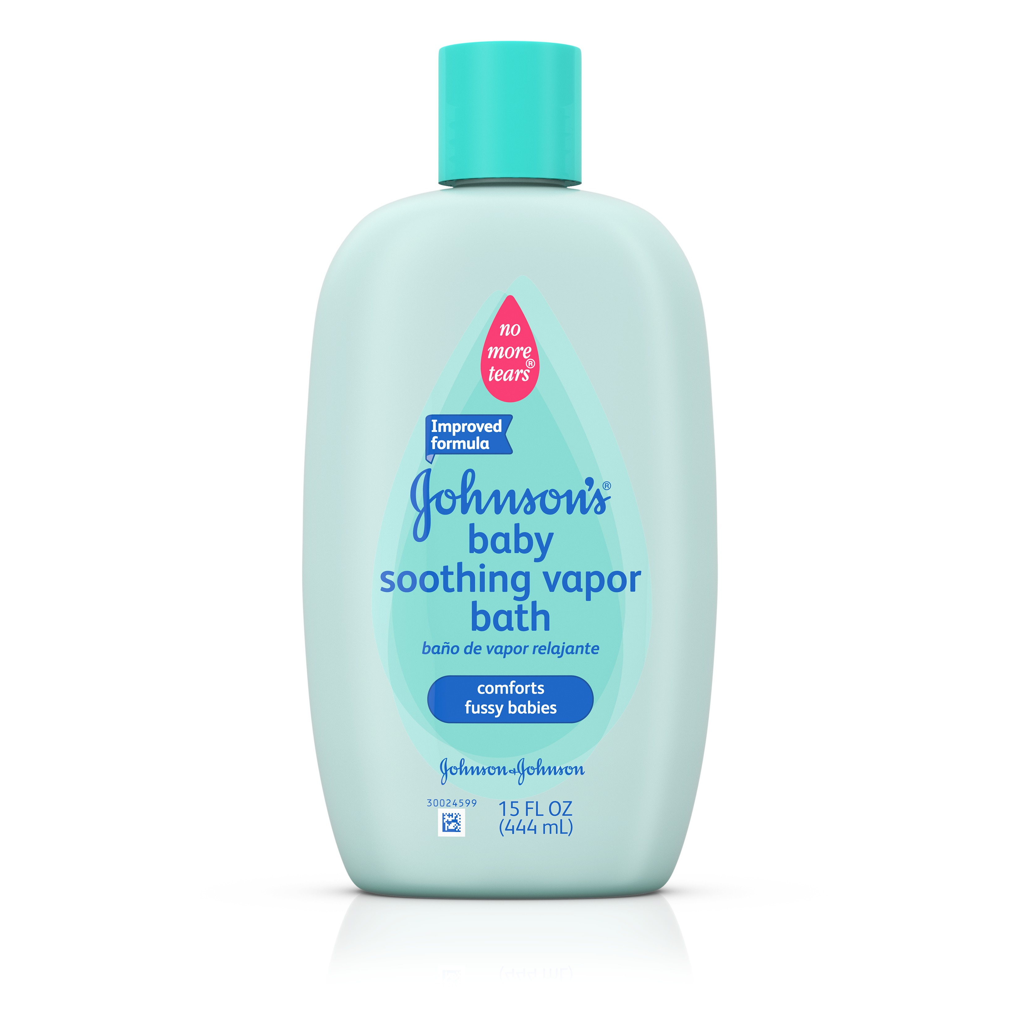 johnson s baby soothing vapor bath for colds 15 oz walmart com