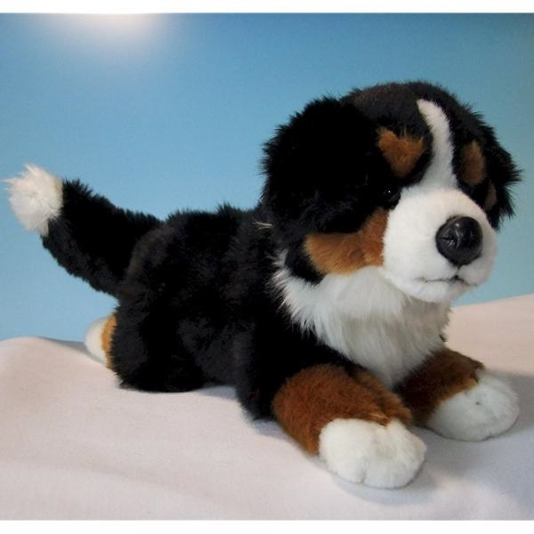 Bernese Mountain Dog Plush Soft Toy Walmart Com