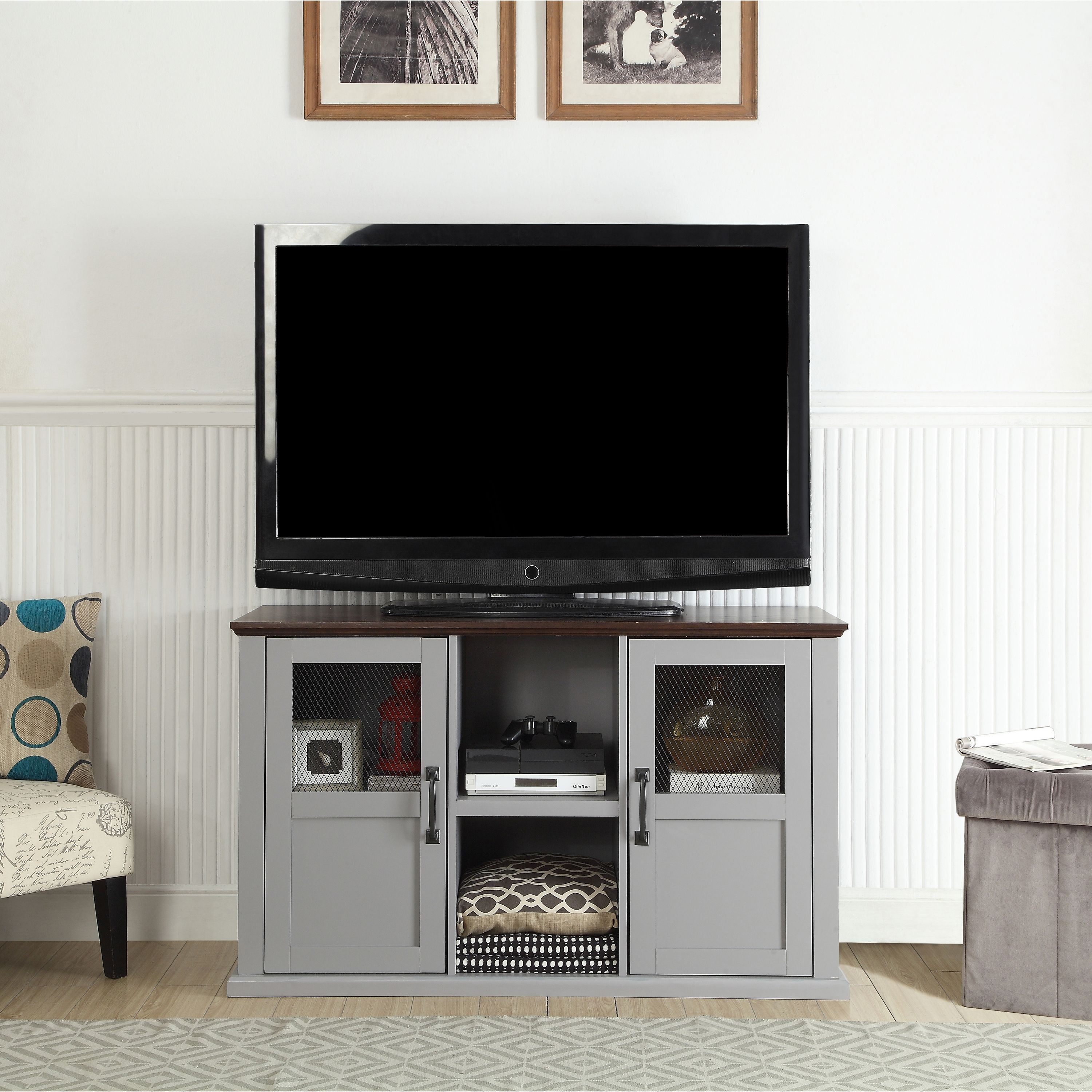 "Better Homes & Gardens Beau Multi Function 48"" Media Console / TV Stand for TV`S Up to 54""W`"